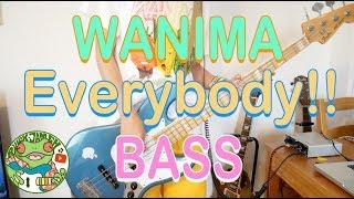WANIMA「Everybody!!」(2018) リクエストのあったEverybody!!です!٩( ᐛ...