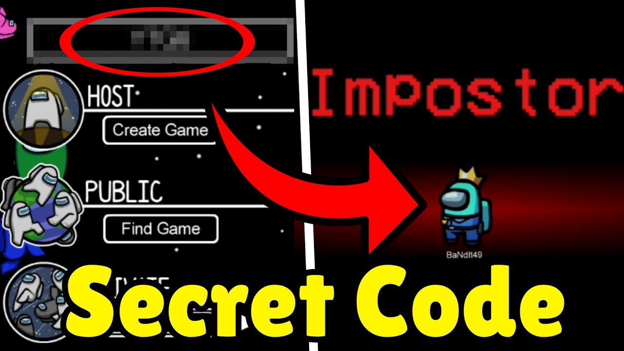 Download SECRET CODE TO GET IMPOSTER EVERY TIME IN AMONG US!(2021)*Must Watch*