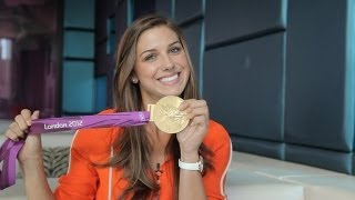Alex Morgan - 2012 Gold Medal Match vs Japan