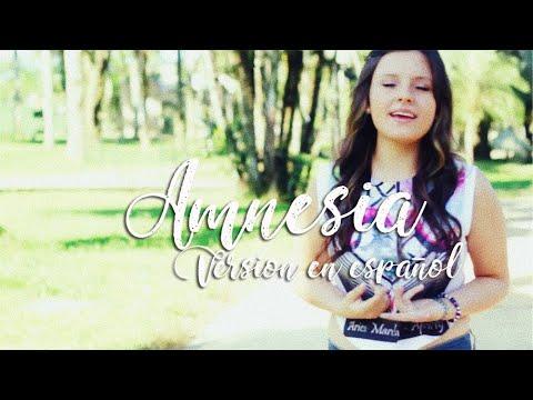 5 Seconds Of Summer - Amnesia (Versión En Español kevin y karla ) Ana Villamil y Samuel Cortés