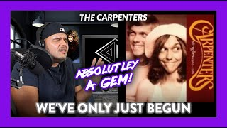 The Carpenters Reaction We've Only Just Begun (WOW!! THIS IS IT!) | Dereck Reacts