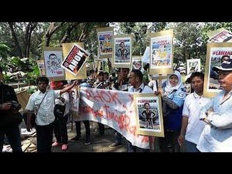 Berita 30 Agustus 2015 - VIDEO Kemarahan warga DKI memuncak sampai berani demo ke rumah Ahok