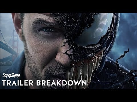 Venom Official Trailer Breakdown in Hindi | SuperSuper