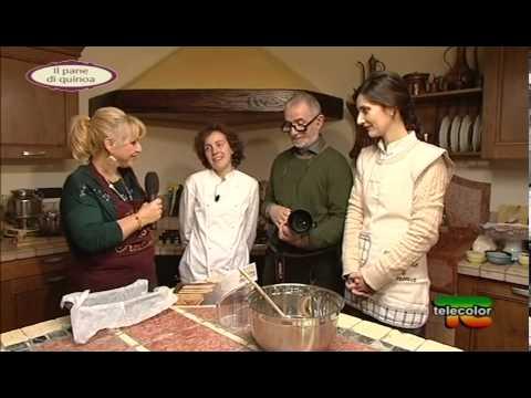 Esther Mozzi: Pane di Quinoa