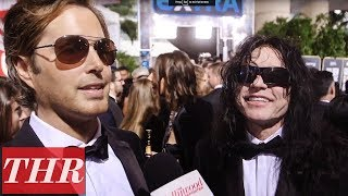 Tommy Wiseau & Greg Sestero: 'The Room' 18 Years Later & James Franco at Golden Globes 2018 | THR