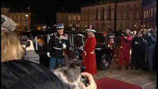 Danish Royal Family at New Year's Banquet (2011) Thumbnail
