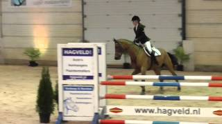 French Kiss SDH (Canturano x Continue) 5yo mare Kring Saasveld 1.00m