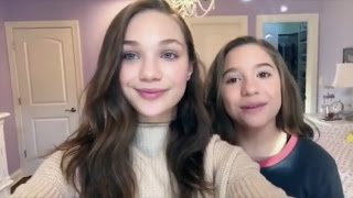 A Day in the Life of Mackenzie Ziegler | VLOG | ft Maddie Ziegler