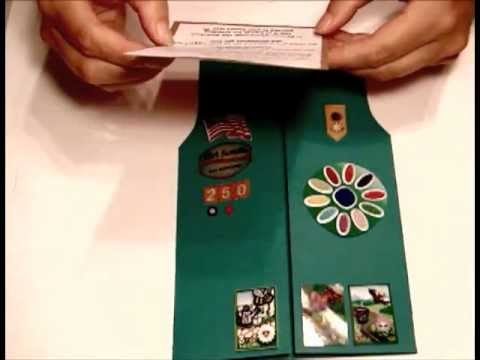 Girl Scout Bridging Ceremony Invitations was good invitation example