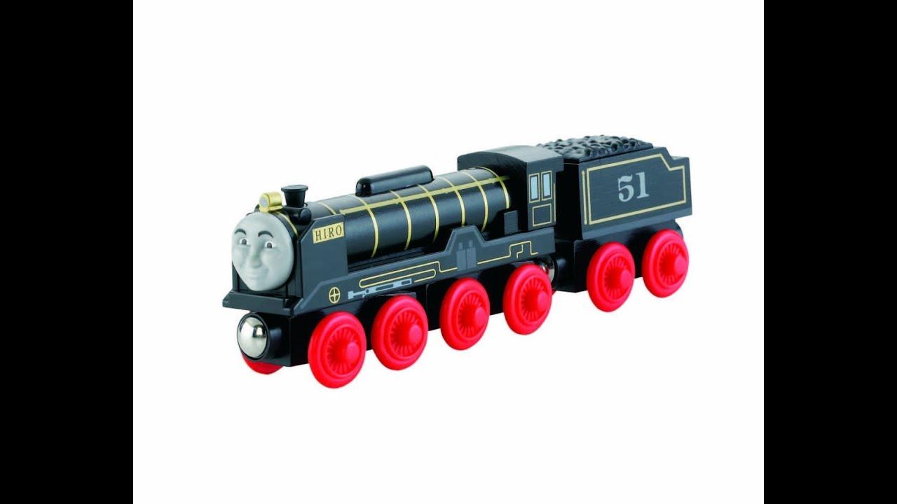 Thomas El Tren Para De Ferrocarril Niños Hiro Juguete Madera 80knXwOP