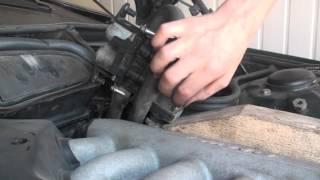 BMW E38 ремонт клапанов печки(, 2015-12-26T06:37:30.000Z)