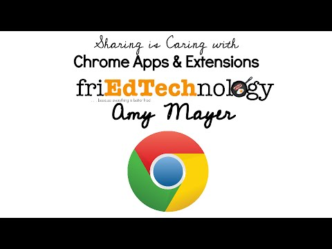 Edu on Air: Sharing is caring with free Google Chrome extensions and apps