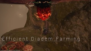FFXIV: HW - [NERFED] Efficient Normal/Hard Mode Diadem Farming