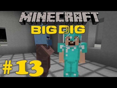 Minecraft: Big Dig #13 - UZAYLILAR SİNAN