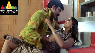Vikramarkudu Movie Anushka Shetty and Ravi Teja Scene | Telugu Movie Scenes | Sri Balaji Video