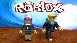 roblox let s play flood escape   radiojh games gamer chad