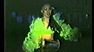 Zarina Латино-танец с барабаном