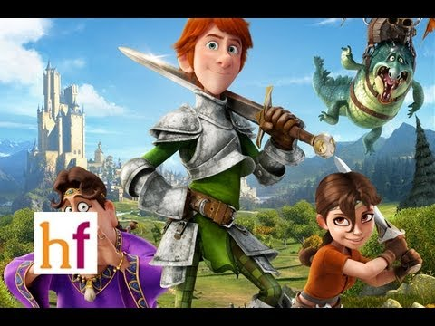 Cine para niños 'Justin y la espada del valor'