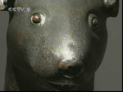 China opposes auction of relics