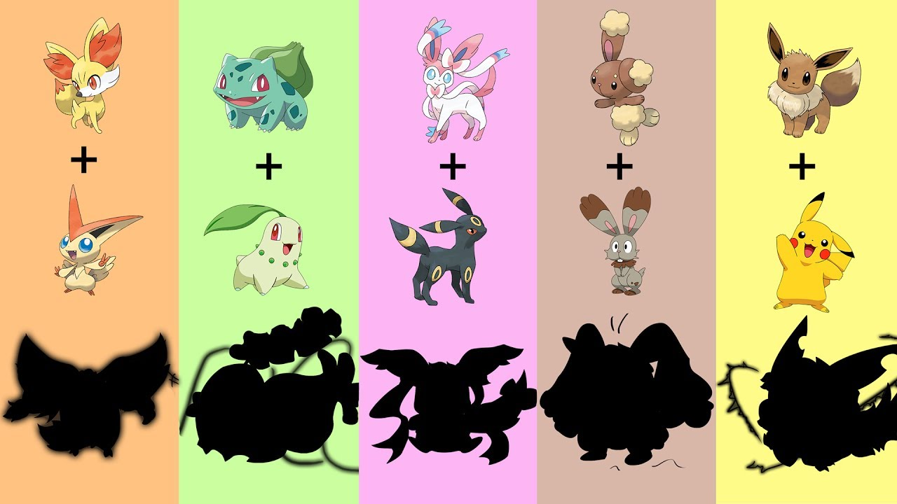 Fan requests 2 pokemon fusion cute chibi sylveon - Cute pokemon fusions ...