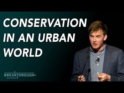 Conservation in an urban world | Jamie Lorimer