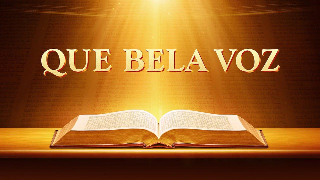 """Melhor filme gospel """"Que bela voz"""" A Palavra do Senhor Jesus em Seu Retorno"""