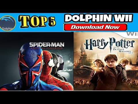 (4GB+)TOP 5 Dolphin Emulator Wii Games In 2019/DOWNLOAD,Best Wii Games,High Graphic Like PC/console