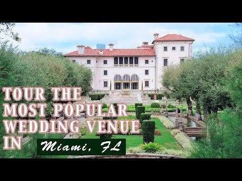Vizcaya Tour by Top Wedding Planner