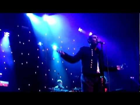 Sam Sparro - The Moon and The Stars Tour, Part I