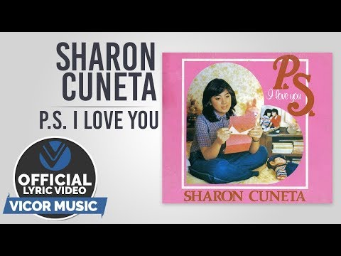 Sharon Cuneta - P.S. I Love You [Official Lyric Video]