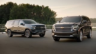 homepage tile video photo for All-New 2021 Chevy Tahoe and Suburban  | Chevrolet