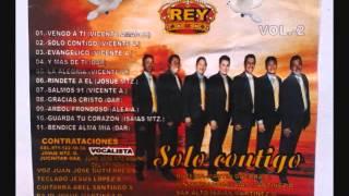 Musica Tropical Cristiana Hijos Del Rey Album: Solo Contigo Vol. 2