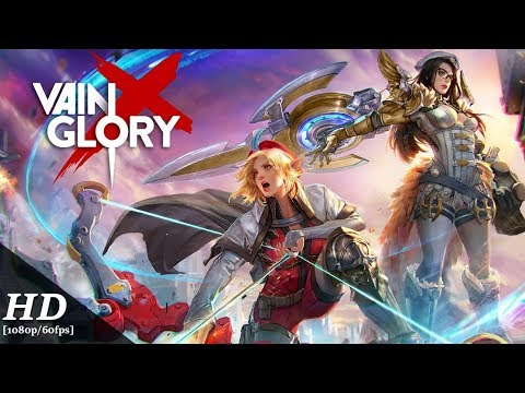 Vainglory Android Gameplay [1080p/60fps]