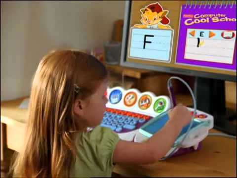Computer Cool School - Fun-2-Learn - Fisher Price