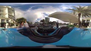 360° Lamborghini Huracán Spyder - South Beach Miami