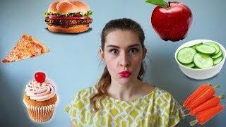 Что съесть, чтобы похудеть. Часть 1: правила питания