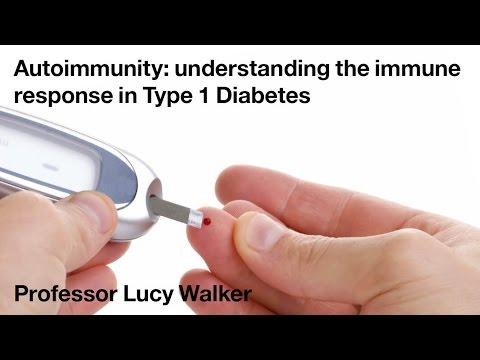 Diabetes Type 1:understanding the immune response – Lucy Walker