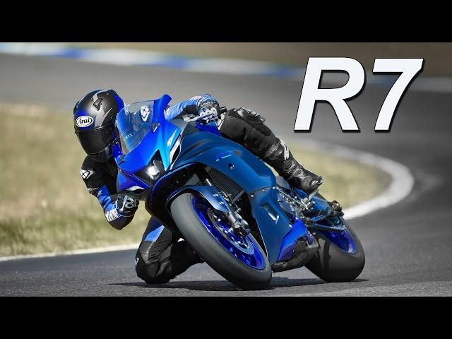 2022 Yamaha YZF-R7 | Affordable Sportsbike | No Electronics!