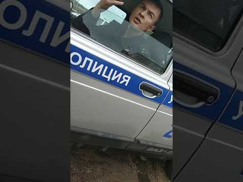 Участковый БорисоВитяАнатолич из г.Жуков забил на преступление