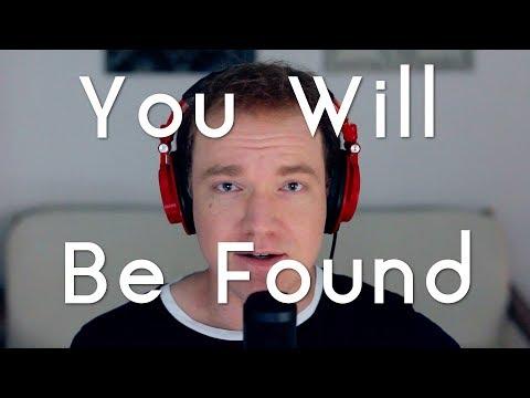 You Will Be Found - Dear Evan Hansen (Cover) | Jonathan Estabrooks