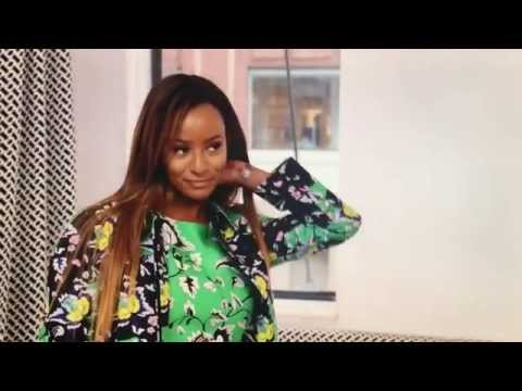 Cuppy Featured On House of DVF On E!