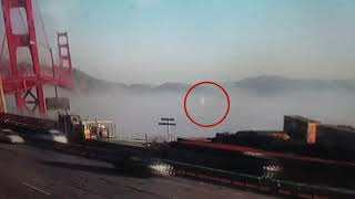 Unexplained WHITE ANOMALY Caught On Tape... What Is It?