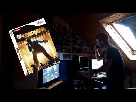 Reimecker testet Def Jam Rapstar auf der WII :-)