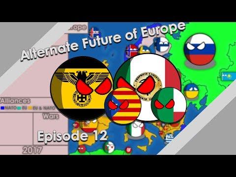 Alternate Future of Europe | Episode 12 | Uprising
