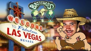 TMR Battletoads Run At GrandPooBear's Speedrun Sessions From Las Vegas!
