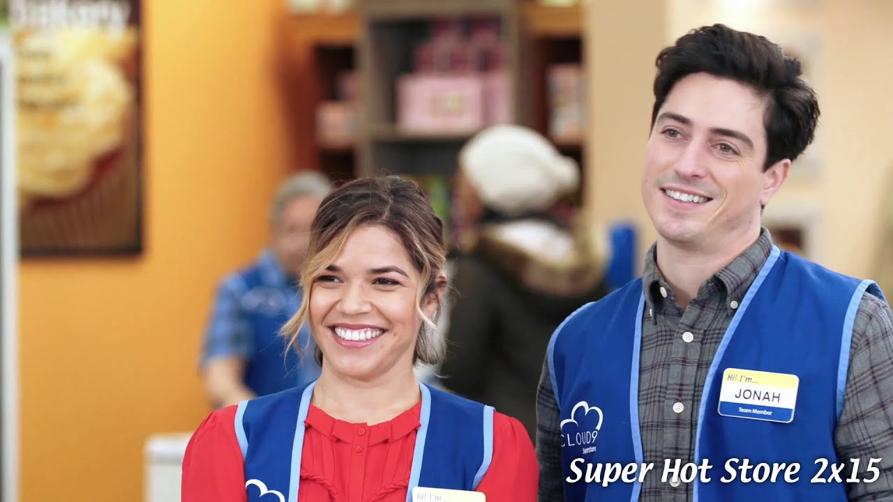 Download One Jonah & Amy's Scene from Every Superstore Episode