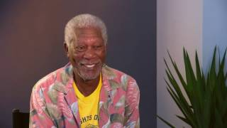 Going In Style Morgan Freeman interview