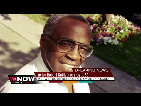 Actor Robert Guillaume dies at 89