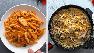 10 Creamy Pasta Dinner Ideas