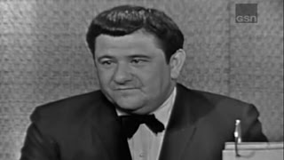 What's My Line? - Buddy Hackett; Joey Bishop [panel] (May 13, 1962)